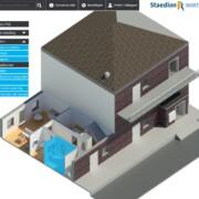 PvE Nieuwbouw Staedion in Webtool Moeten en Willen